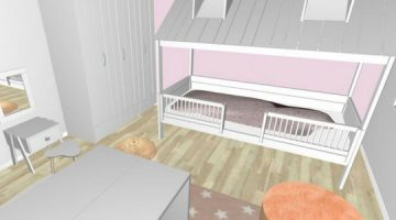 Creating Dreamy Children's Bedrooms in Singapore is Possible! Here's how!