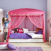 Bedroom theme icon – Pinkspiration