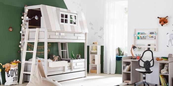 Modern Children's Bedroom Best Bunk Beds for Kids